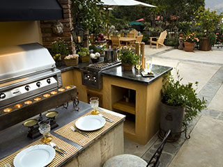 Awe Inspiring Outdoor Kitchens Lakeland Bartow Winter Haven Lake Interior Design Ideas Ghosoteloinfo